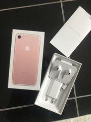 iPhone 7 Rosegold 128gb