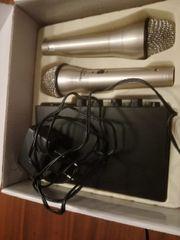 Karaoke Set zu verkaufen