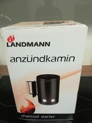 Anzündkamin von Landmann NEU