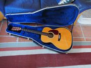 Martin HJ-28 M Gitarre Westerngitarre