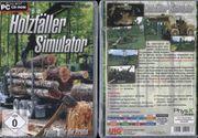 Holzfäller Simulator für PC Neuware
