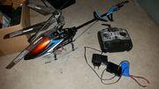 Helikopter mit Fernsteuerung