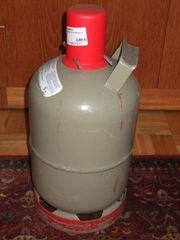 Propangasflasche 5 kg leer
