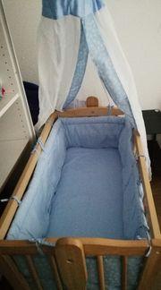 Babybett Stubenwagen zu verkaufen