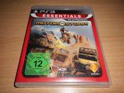 PS3 Spiel MotorStorm