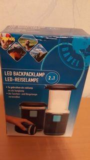 Neue Reise/Campinglampe