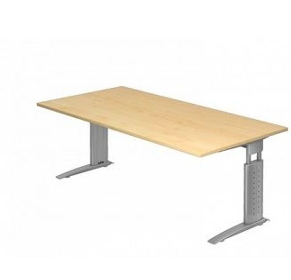 Hochwertiger Büro Tisch, Schreibtisch Hammerbacher 120*80 cm in ...