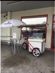 Imbiss Food Bike zu vermieten