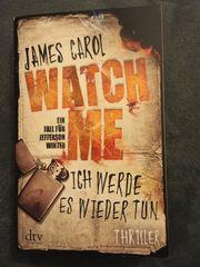 James Carol watch Name Thriller