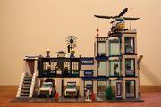 LEGO Polizeistation 7498 mit LEGO