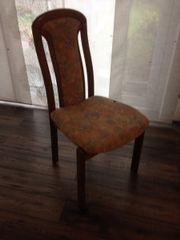 Esstisch Stühle 6x