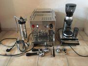 ASTORIA Espressomaschine CKX Festwasser mit