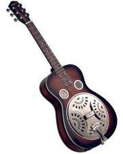Johnson Dobro Roundneck J-410 Resonator-Gitarre