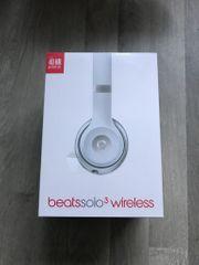 NEUE Beatssolo3 wireless
