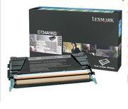 Lexmark Toner C734A1KG 8 000Seiten