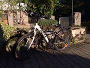 Kinder-Fahrrad der Marke Rixe zu