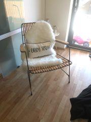 stylischer Stuhl KUBU von Dutchbone