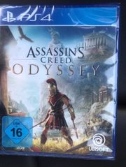 Assassins Creed Odyssey PS4 Top-Zustand
