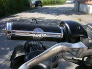 Skull Motorradgriffe