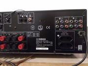 YAMAHA RX-V459 Verstärker 5 1