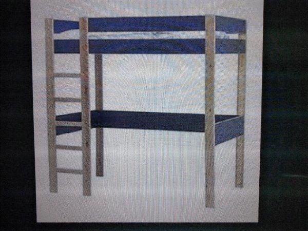 Kinderzimmer Ikea Robin Blau Birke In Kandel Ikea Mobel Kaufen Und