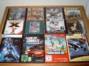 50 CD-ROM PC-Spiele