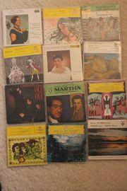 Klassik und Opern Singles - Flohmarktpreise