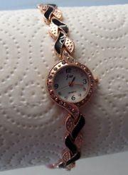 Elegante Damen Armbanduhr