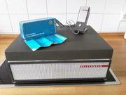 Telefunken Tonbandgerät Magnetophon 201 TS