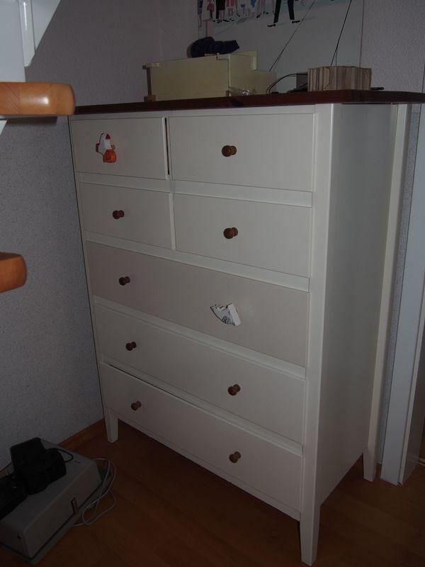 IKEA Visdalen Kommode und Kleiderschrank in Panketal - IKEA-Möbel ...