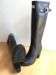 HUNTER Fulbrooke Tall High-Heels Gr