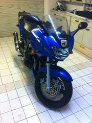 Kawasaki ZR7 S Tourer mit