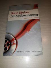 Die Saubermänner Tessa Korber 9783869132051