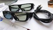3D Shutterbrillen von