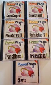 Crystal Graphics Power Plugs für