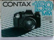 Contax 159 MM Bedienungsanleitung