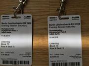 2 Eintrittskarten Leichtathletik