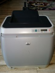 HP Color LaserJet 2600N Farblaserdrucker -