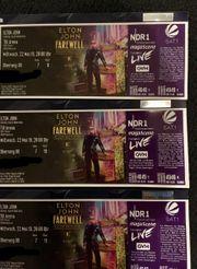 3x Elton John Tickets 22