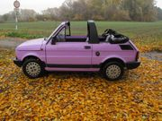 Fiat 126 Cabrio Bosmal