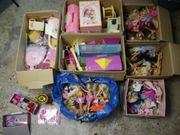 Riesengroße Barbie Sammlung