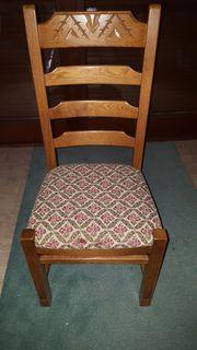 Hochlehnen Stühle