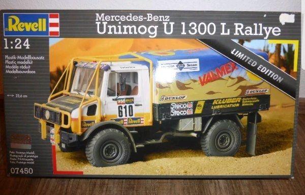 Revell *07450* Mercedes- » RC-Modelle, Modellbau