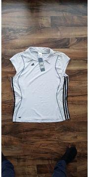 Adidas T-Shirt Polo Klimashirt NEU