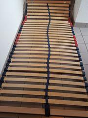 2x Lattenrost 90x200 aus Holz