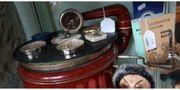 Grammophon mit Induphon 138 antik