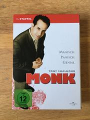 Monk - Staffel 1 -