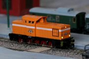 TT Bahn Rangier-Diesellok V60 DR