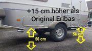 15cm höher offroad ERIBA TRITON