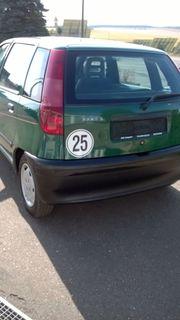 Auto auf 25